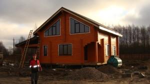 второй дом в Финской Деревне