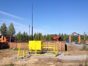 газовая станция